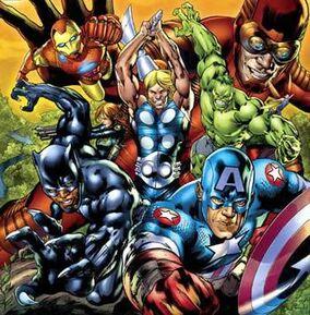 Avengers (Earth-3488)