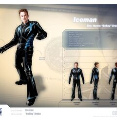Iceman Profile