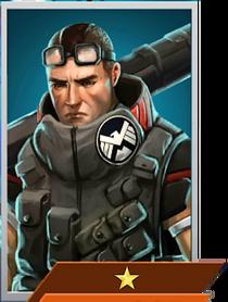 S.H.I.E.L.D. Grenadier