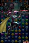Vision (Android Avenger) Solar Beam