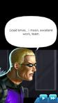 Dialogue Hawkeye (Modern)