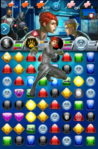 Black Widow (Grey Suit) Deceptive Tactics