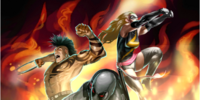 The Gauntlet (8) Global Domination