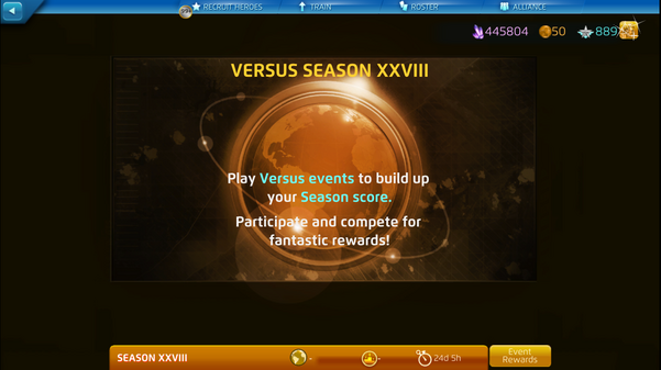 Season XXVIII Screen