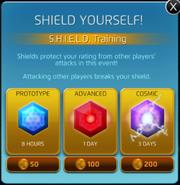 Shield Versus
