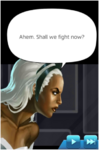 Dialogue Storm (Modern)