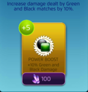 GreenBlackDamagePowerBoost