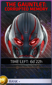 The Gauntlet Corrupted Memory