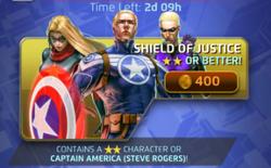 First Avenger Offer
