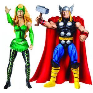 Secret Wars Thor Enchantress