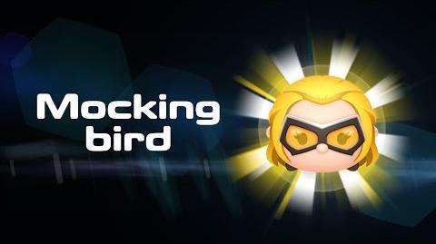 Mockingbird Skills Intro MARVEL Tsum Tsum