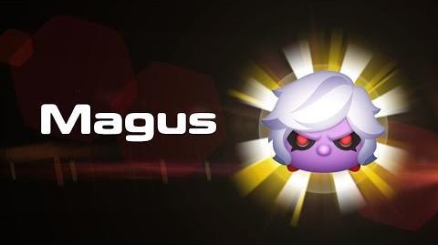 Magus Skills Intro MARVEL Tsum Tsum