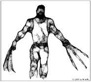 The Wolverine by M WaR