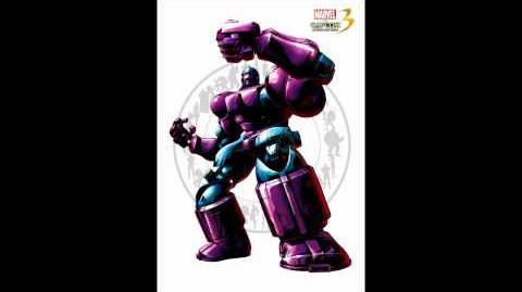 Marvel VS Capcom 3 - Sentinel's Theme