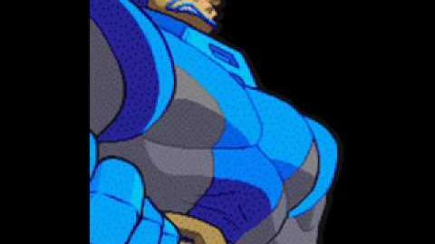 Marvel Super Heroes Vs Street Fighter-Theme of Apocalypse