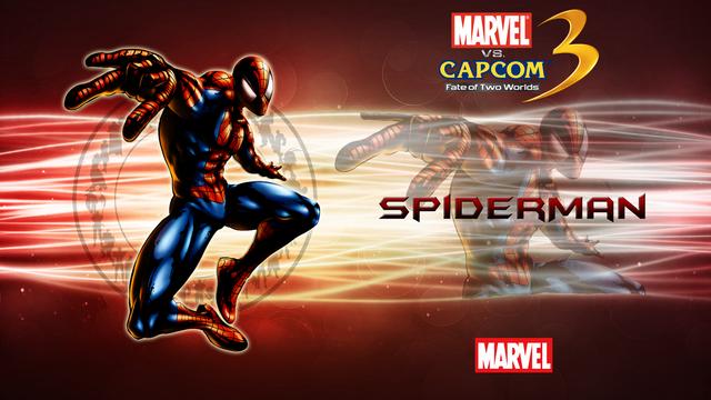 File:Marvel vs capcom 3 spider man by crossdominatrix5-d30472i.png