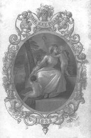 Keepsake 1834