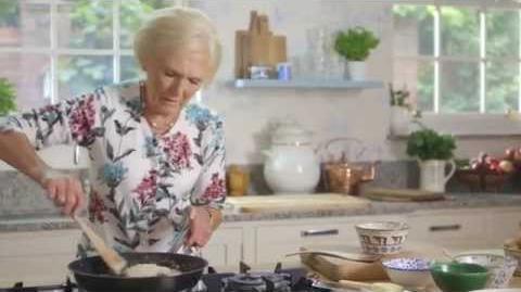 Mary Berry's Mushroom Scotch Eggs