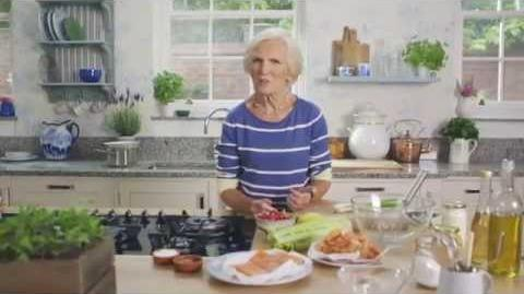 Mary Berry's Salmon & Prawn Potato Salad