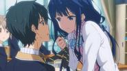 Aki asking about Akio Tanabe