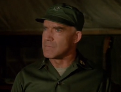 Keene Curtis as Colonel Wortman