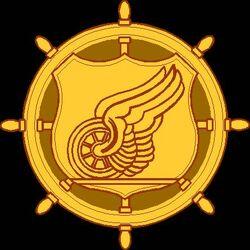 Transportation corps insignia