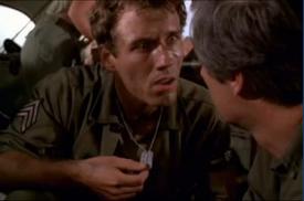 Sgt. Nielsen loses memory