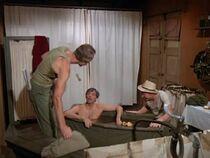 Tub in scrub room-none like it hot