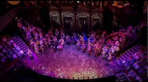 Phantom of the Opera 25th Anniversary - Masquerade (full scene)