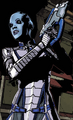 Liara looking for prothean artifact.png