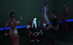 Doran tanzt