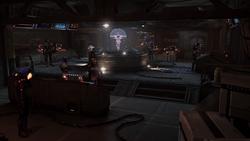 Omega - aria's bunker
