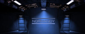 Normandy - Navigation's Deck