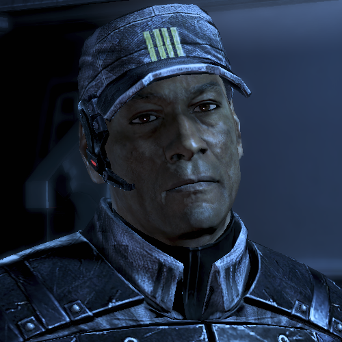 ME3 Anderson Character Shot