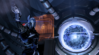 Derelict reaper - legion in the core