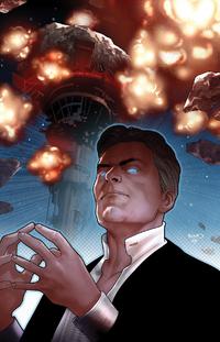Invasion Issue Three cover alternate