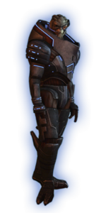 ME2 Garrus Alt Outfit