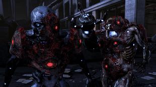 ME3 combat - husk + cannibal armor plating