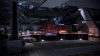 ME3 Shuttle Bay