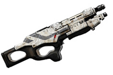 ME3 Argus Rifle bonus