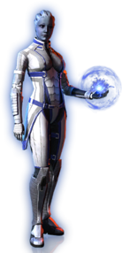 ME3 Liara Basic Outfit
