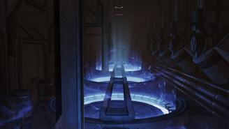 Omega - eezo processing vats