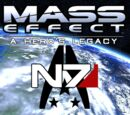Mass Effect: A Hero's Legacy