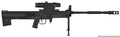 Calico .75 Sniper Rifle