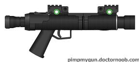 M30 Underbarrel Grenade Launcher