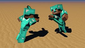 Minecraft Swordskill