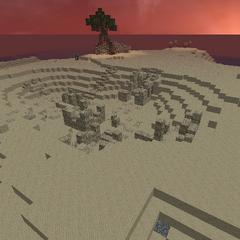 Sadier Ruin in Deandroc (prototype)