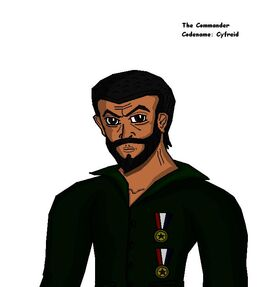 Commander Cyfreid
