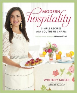 Modern hospitality cookbook