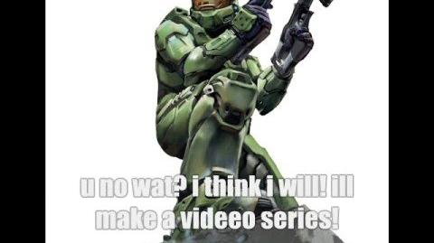 Master Chief The Movie (Part 2)